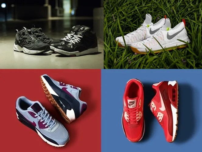 "【まとめ】8/31発売の厳選スニーカー!(mastermind JAPAN × REEBOK INSTA PUMP FURY ROAD/PUMP OMNI LITE)(NIKE KYRIE 2/KD 9 ""Summer Pack"")(F atmos Exclusive WMNS AIR MAX 90 ESSENTIAL)"