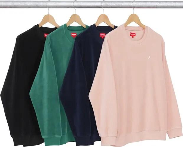 【tops-sweatersまとめ】 シュプリーム (SUPREME) 2016 FALL/WINTER コレクション!