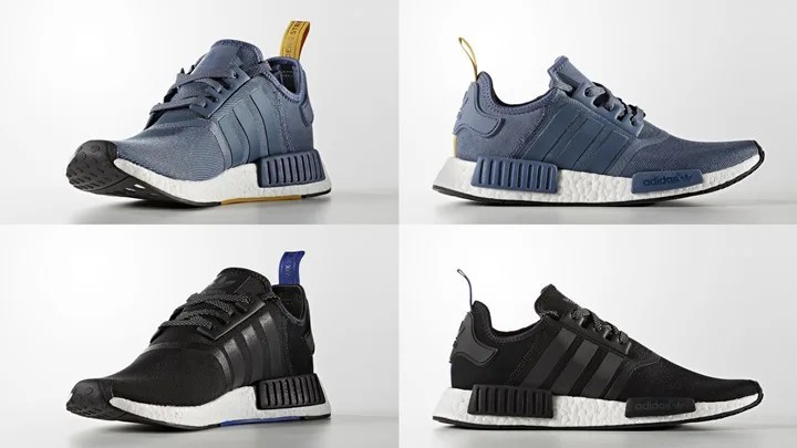 """海外10月発売!adidas Originals NMD_R1 """"Light Blue""""""""Black-Blue"""" (アディダス オリジナルス エヌ エム ディー ランナー) [S31514,5]"""