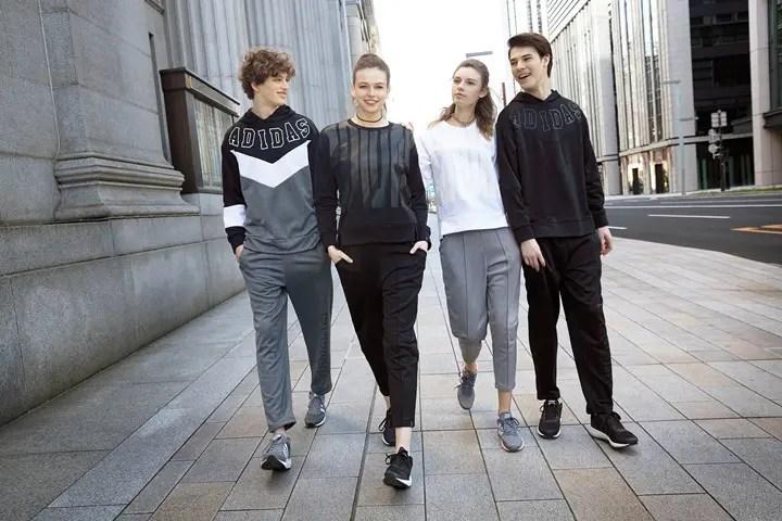 adidas NEO 2016年 秋冬 ストリートコレクション、モードとスポーツを融合させた「CONTEMPORARY SPORT」が展開! (アディダス ネオ コンテンポラリー スポーツ)