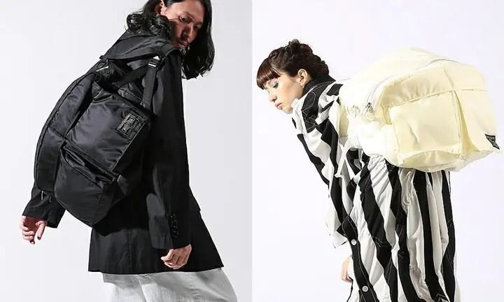 完全復刻!ANREALAGE × PORTER OVERSIZE WAIST BAGが12月中旬発売! (アンリアレイジ ポーター)