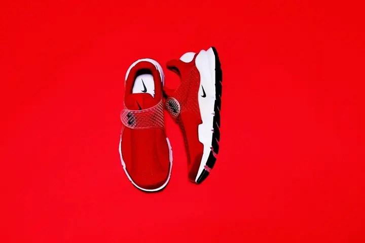 【国内9/22再発売】ナイキ ソックダート ミッドネイビー/ジムレッド (NIKE SOCK DART Mid Navy/Gym Red) [819686-400,601]
