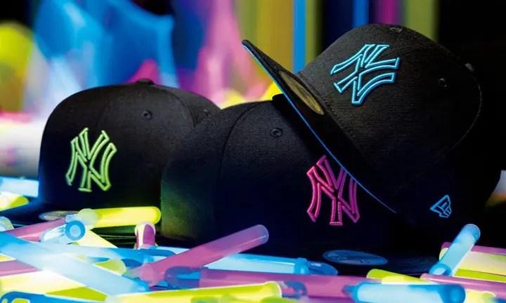 New Eraからニューヨーク・ヤンキースのロゴをネオンサイン風にアップデートしたアイテムが発売! (ニューエラ)