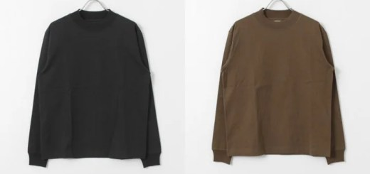MHL.別注!URBAN RESEARCHとのコラボ「KNIT LONG-SLEEVE T-SHIRTS」が発売中!(アーバンリサーチ)
