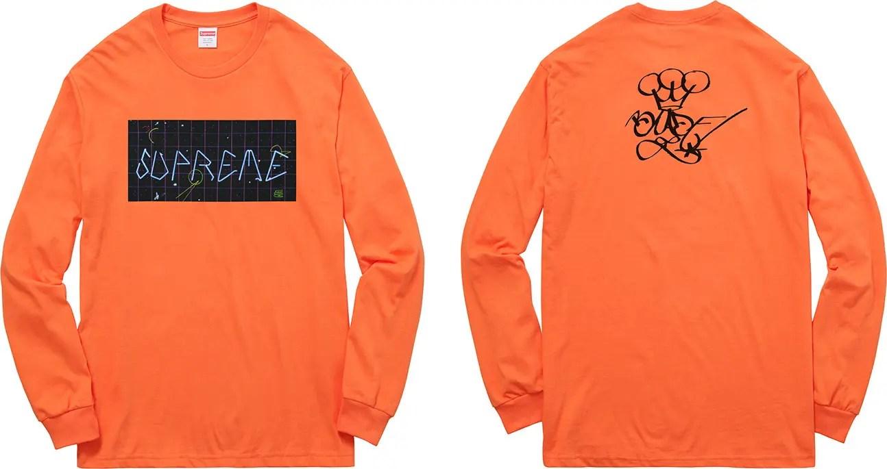 【速報】10/8発売!SUPREME x BLADE 2016 FALL (シュプリーム ブレード 2016年 秋)