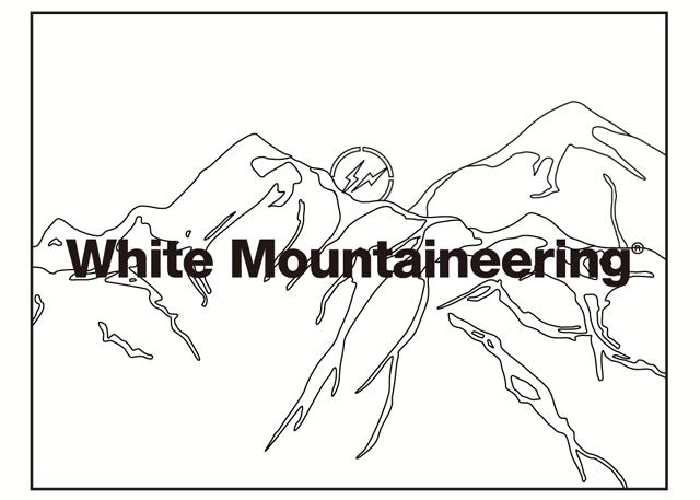 10/29展開!White Mountaineering × FRAGMENT コラボ! (ホワイトマウンテニアリング フラグメント)
