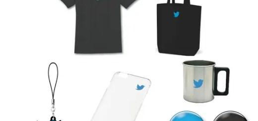【先行予約】Twitter ロゴ入りオリジナルアイテムが12/18発売! (ツイッター)