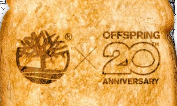 """OFFSPRING × Timberland 6inch Boot """"Tea And Toast"""" (オフスプリング ティンバーランド 6インチ ブーツ """"ティー アンド トースト"""")"""
