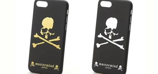 【先行予約】12月下旬~発売!mastermind JAPAN iPhone7対応 スマホケース/ガラスフィルムセット (マスターマインド ジャパン)