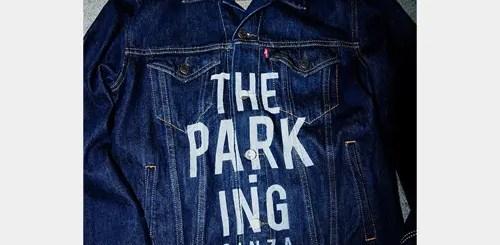 12/1発売!Levi's × THE PARK・ING GINZA ポップアップストアにて「THE 50TH ANNIVERSARY OF TRUCKER JACKET」が登場! (パーキング銀座 リーバイス)