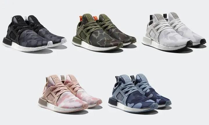 """国内12/3発売!adidas Originals NMD_XR1 """"DUCK CAMO"""" 5カラー (アディダス オリジナルス エヌエムディー エックス アール """"ダック カモ"""") [BA7231,2,3][BA7753,4]"""