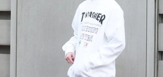 PUBLIC HOUSING SKATE TEAM 「THRASHER BOOTLEG HOODIE」「ARMY PHST TEE」 (パブリック ハウジング スケート チーム)