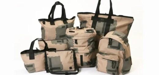 アメリカ国防省が定めた軍用基準をクリアしたバッグブランド M.I.S.から幻のアーバンカモフラージュ柄 バッグコレクションがJOURNAL STANDARD/NEXUSVII 限定発売!