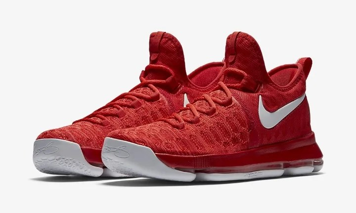 kd 1 red and white