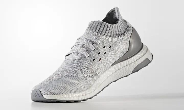 "adidas ULTRA BOOST UNCAGED ""Light Grey"" (アディダス ウルトラ ブースト アンケージド ""ライト グレー"") [BB4489]"