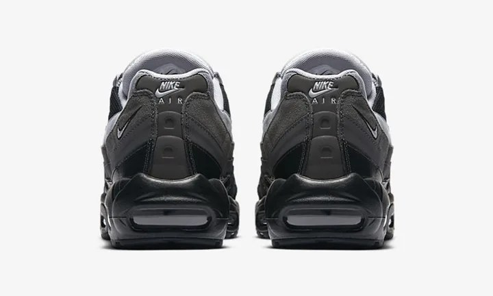 Nike Air Max 95 Nike Air Max 95 Negro / Blanco-negro-antracita zIdOXe1sf
