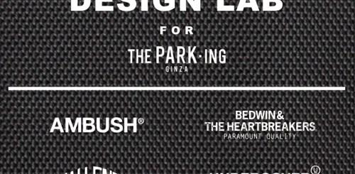 EASTPAK × UNDERCOVER/BEDWIN等のコラボバッグがTHE PARK・ING GINZAで開催の「DESIGN LAB」にて3/4から発売! (イーストパック アンダーカバー ベドウィン パーキング銀座)