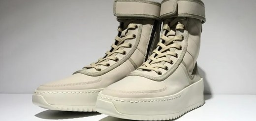 "UNITED ARROWS & SONS 限定カラー!FEAR OF GOD MILITARY SNEAKER ""Triple Taupe""が3/17発売! (ユナイテッド アローズ & サンズ フィア オブ ゴッド ミリタリー スニーカー)"