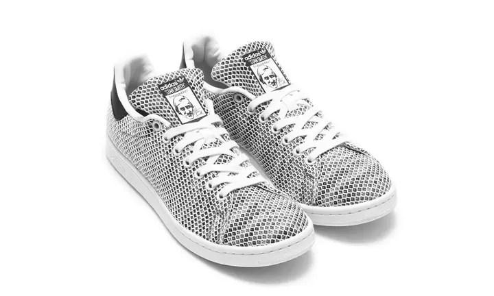 """マルチカラーメッシュを装備!adidas Originals STAN SMITH """"Running White""""が5月上旬発売 (アディダス オリジナルス スタン スミス """"ランニング ホワイト"""") [S82252]"""
