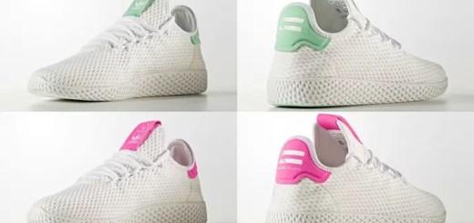 """Pharrell Williams x adidas Originals Human Race """"Light Green/Light Pink"""" (ファレル・ウィリアムス アディダス オリジナルス ヒューマン レース """"ライト グリーン/ライト ピンク"""")"""