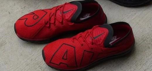 """5/20発売予定!ナイキ エア マックス フレア """"ジム レッド"""" (NIKE AIR MAX FLAIR """"Gym Red"""") [942236-600]"""