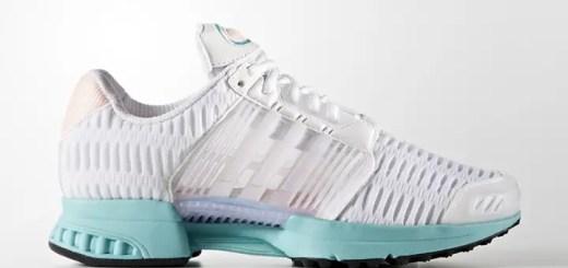 """アディダス オリジナルス ウィメンズ クライマクール 1 """"ホワイト/イージー ミント"""" (adidas Originals WMNS CLIMACOOL 1 """"White/Easy Mint"""") [BB5304]"""