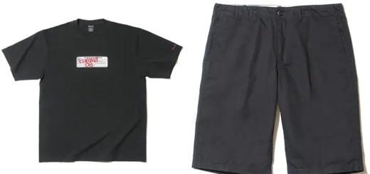 バックチャンネル (Back Channel)からシャツ、TEE、ラグビーシャツ、ショーツが発売!