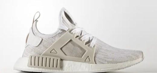 "adidas Originals WMNS NMD_XR1 ""White/Pearl Grey"" (アディダス オリジナルス ウィメンズ エヌエムディー エックス アール ""ホワイト/パール グレー"") [BB2369]"