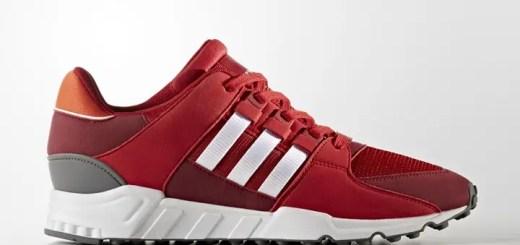"""アディダス オリジナルス エキップメント サポート RF """"レッド"""" (adidas Originals EQT SUPPORT RF """"Red"""") [BY9620]"""