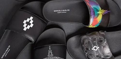 MARCELO BURLON SLIDE 各モデルが発売 (マルセロ・バーロン スライド)