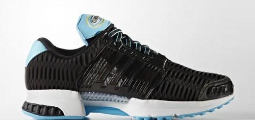 """アディダス オリジナルス クライマクール 1 """"コア ブラック/ブライトシアン"""" (adidas Originals CLIMACOOL 1 """"Core Black/Bright Cyan"""") [BB3062]"""