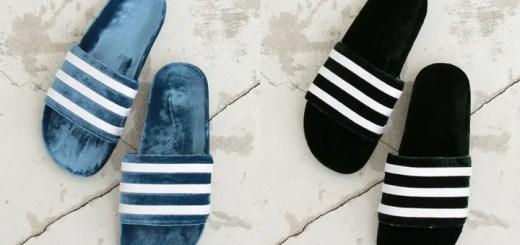国内BEAUTY&YOUTH限定!adidas Originals ADILETTE V (アディダス オリジナルス アディレッタ)