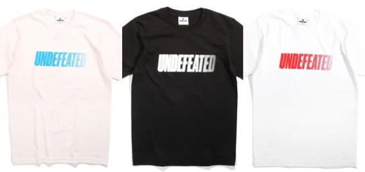 UNDEFEATED SPEED TONE TEE (アンディフィーテッド スピード トーン TEE)