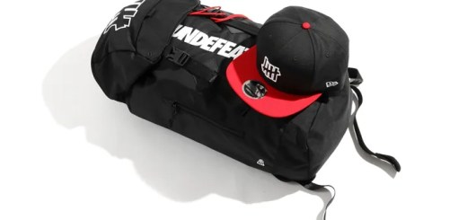 UNDEFEATED × New Era 9FIFTY SNAP BACK CAP/RUCK SACKが発売 (アンディフィーテッド ニューエラ)