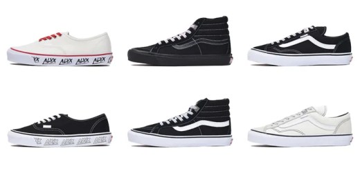 VANS × ALYX COLLECTION (AUTHENTIC/STYLE 36/Sk8-Hi)が6/24発売 (バンズ アリクス)