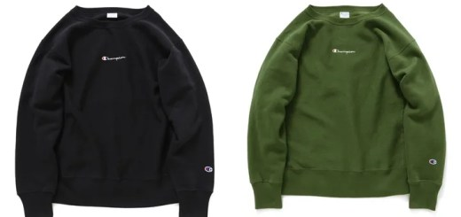 Champion × BEAMS 別注 ルーズフィット スウェットシャツが9月下旬発売 (チャンピオン ビームス)