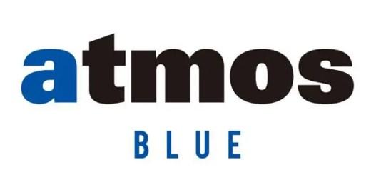 アパレルを中心としたコンセプトショップ「atmos BLUE - アトモス ブルー」が6/30 原宿に誕生!