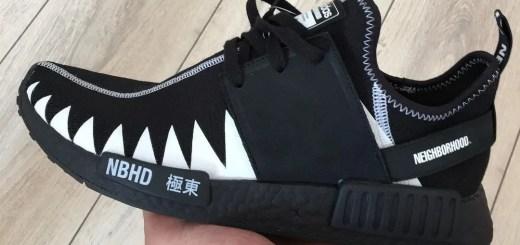 【リーク】NEIGHBORHOOD × adidas Originals NMD_R1 PRIMEKNIT {PK} (ネイバーフッド アディダス オリジナルス エヌ エム ディー プライムニット) [DA8835]