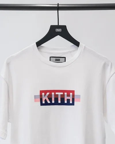 KITH CLASSIC LOGO TEE 第6弾!最後となる今回はカラフルなロゴが7/17発売予定! (キース)