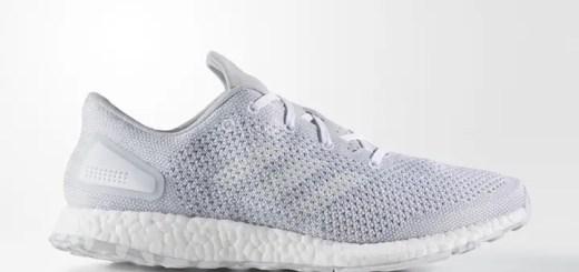 """adidas PURE BOOST """"Grey"""" (アディダス ピュアブースト """"グレー"""") [S80734]"""