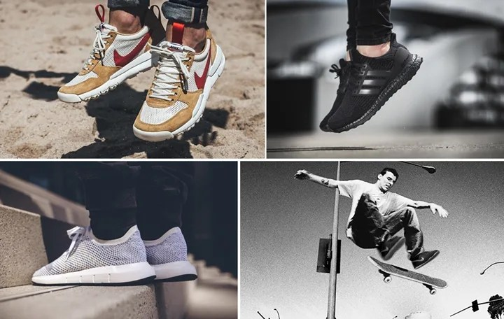 "【まとめ】7/27発売の厳選スニーカー!(TOM SACHS NIKELAB ""MARS YARD"" 2017)(SB DUNK HIGH PRO ""Gino Iannucci"")(adidas ULTRA BOOST Colored ""Triple Black/Bronze"")(adidas Originals SWIFT RUN)"