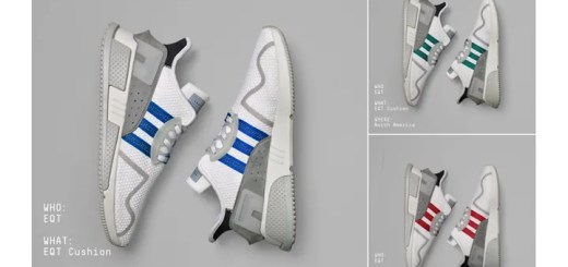 アジア・北アメリカ・ヨーロッパ 3大陸限定!アディダス オリジナルス エキップメント クッション ADVが8/12発売 (adidas Originals EQT CUSHION ADV)