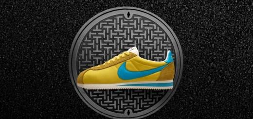 """8/11発売予定!ナイキ クラシック コルテッツ ナイロン KM QS """"マラソン レコード"""" (NIKE CLASSIC CORTEZ NYLON KM QS """"Marathon Record"""") [AH7853-700]"""