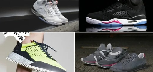 "【まとめ】8/5発売の厳選スニーカー!(NIKE AIR JORDAN 5 RETRO ""White Cement"")(WMNS AIR JORDAN 5 ""Deadly Pink"")(adidas Originals × Alexander Wang Season 2 HIKE)(STAPLE × PUMA SUEDE IGNITE/TSUGI BLAZE/TSUGI SHINSEI ""NTRVL COLLECTION"")"