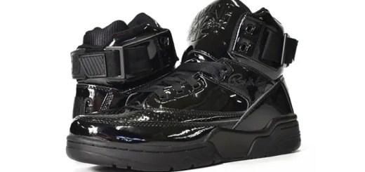 8/5発売!PRIVILEGE x Ewing Athletics 33 Hi Triple Black Patent Leather (プリビレッジ ユーイング アスレチックス 33 ハイ トリプル パテント ブラック)