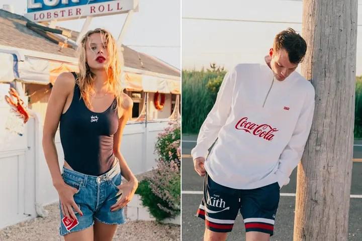 KITH × Coca-Cola SUMMER 2017 LOOKBOOKが公開!8/11から展開! (キース コカコーラ)