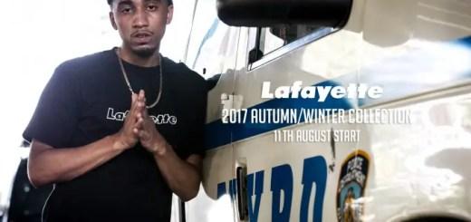 Lafayette 2017 AUTUMN/WINTER 1st デリバリーが8/11から発売!(ラファイエット)