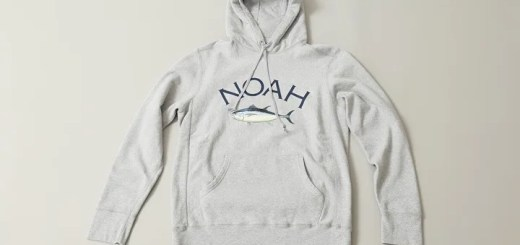 世界3店舗目!元SUPREMEディレクターの「Noah-ノア」フラッグショップが原宿に9/2オープン!日本限定アイテムは「ツナ」?