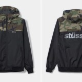 "STUSSY 2017 FALL ""Hide Up Windbreaker"" (ステューシー 2017年 秋)"