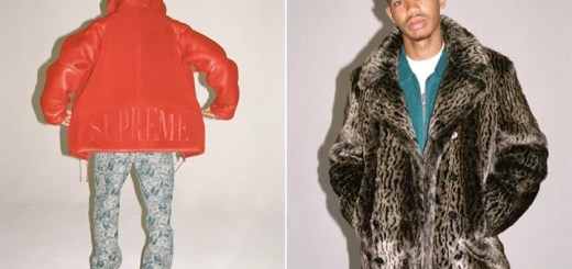 SUPREME/Them Magazine 2017 F/W Editorial (シュプリーム ゼムマガジン)